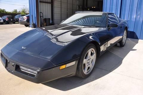 1990 Chevrolet Corvette for sale in Austin, TX