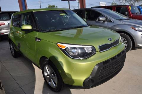 2014 Kia Soul for sale in Austin, TX