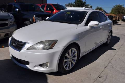 2009 Lexus IS 250 for sale in Austin TX