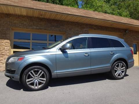 2008 Audi Q7 for sale in Cumberland MD