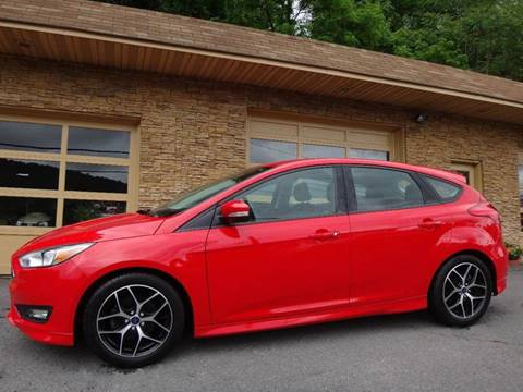 2015 Ford Focus for sale in Cumberland MD
