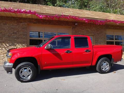 2008 GMC Canyon for sale in Cumberland MD