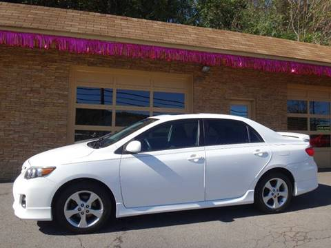 2012 Toyota Corolla for sale in Cumberland, MD