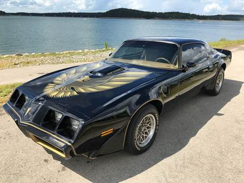 1979 Pontiac Firebird Trans Am for sale in Mountain Home, AR