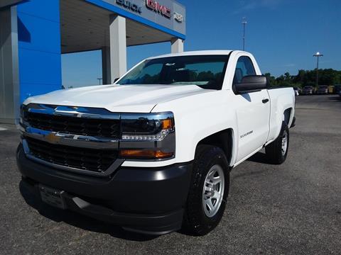 2018 Chevrolet Silverado 1500 For Sale In Troy, AL