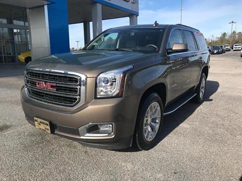 2016 GMC Yukon for sale in Troy, AL