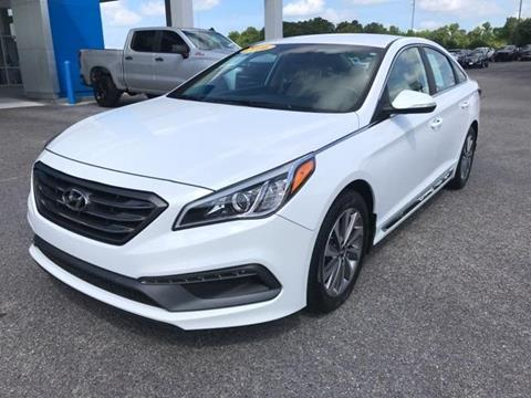 2016 Hyundai Sonata for sale in Troy, AL