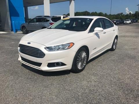 2014 Ford Fusion Hybrid for sale in Troy, AL