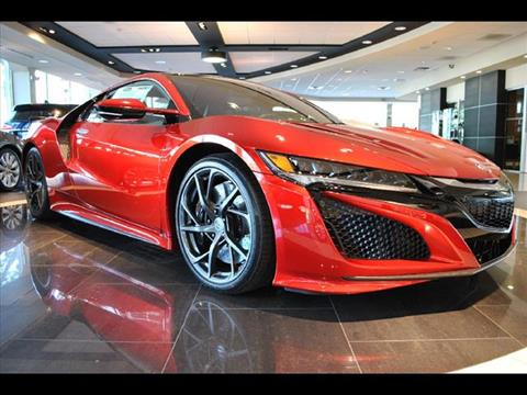 2017 Acura NSX for sale in Bethesda, MD