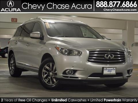 2014 Infiniti QX60 Hybrid for sale in Bethesda, MD