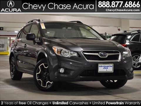 2014 Subaru XV Crosstrek for sale in Bethesda MD