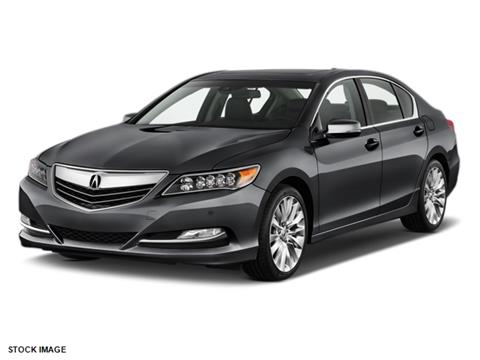 2017 Acura RLX for sale in Bethesda MD
