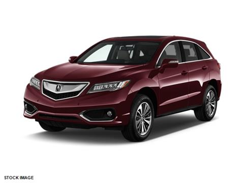2018 Acura RDX for sale in Bethesda MD