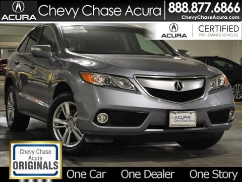 2013 Acura RDX for sale in Bethesda MD