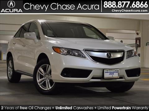 2015 Acura RDX for sale in Bethesda MD