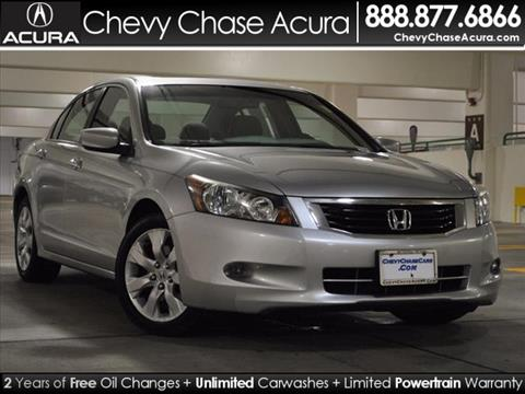 2009 Honda Accord for sale in Bethesda MD