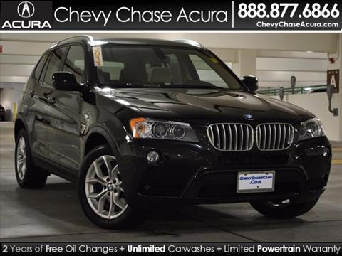 2011 BMW X3 for sale in Bethesda MD