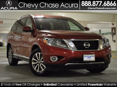 2015 Nissan Pathfinder for sale in Bethesda, MD