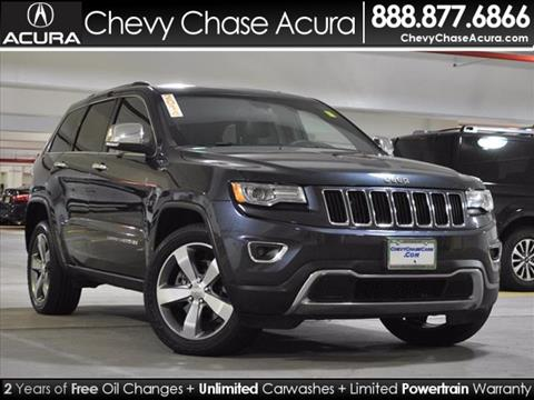 2014 Jeep Grand Cherokee for sale in Bethesda MD