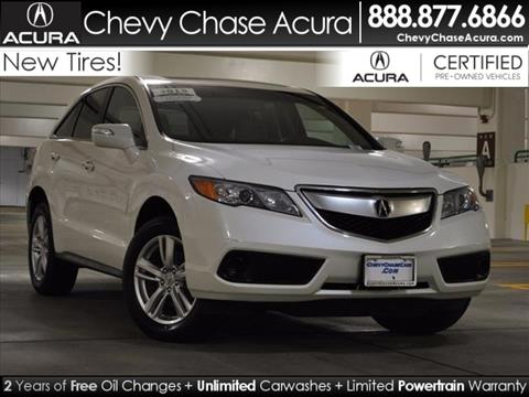 2015 Acura RDX for sale in Bethesda, MD
