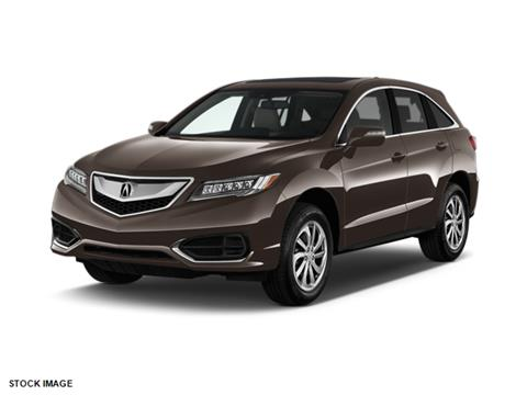 2017 Acura RDX for sale in Bethesda MD