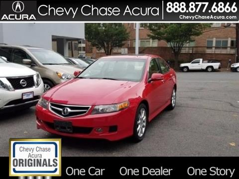 2006 Acura TSX for sale in Bethesda MD