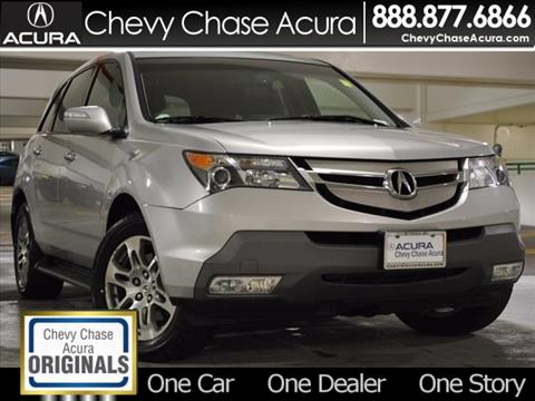 2008 Acura MDX for sale in Bethesda, MD