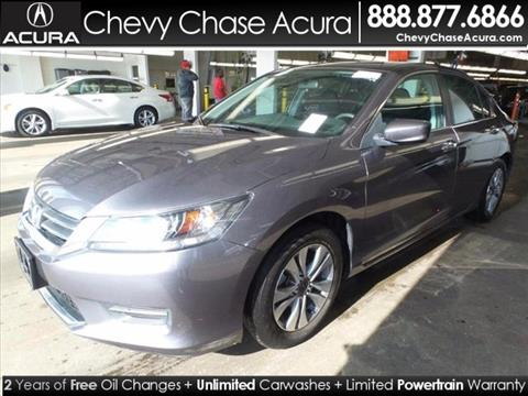 2014 Honda Accord for sale in Bethesda MD