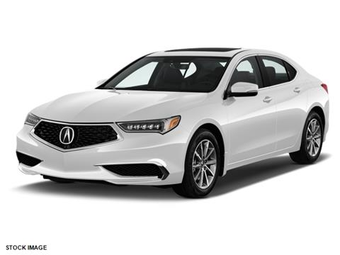 2018 Acura TLX for sale in Bethesda, MD