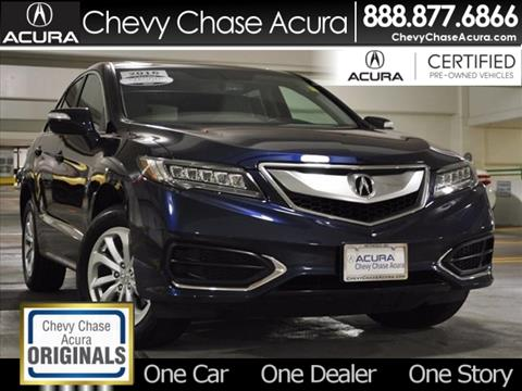 2016 Acura RDX for sale in Bethesda MD