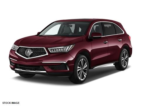 2018 Acura MDX for sale in Bethesda MD