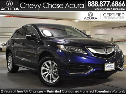 Acura RDX For Sale Carsforsalecom - 2018 acura rdx for sale
