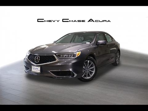 2020 Acura TLX for sale in Bethesda, MD