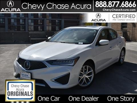 2019 Acura ILX for sale in Bethesda, MD