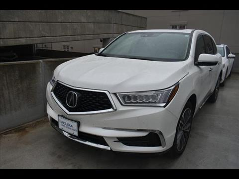 2019 Acura MDX for sale in Bethesda, MD