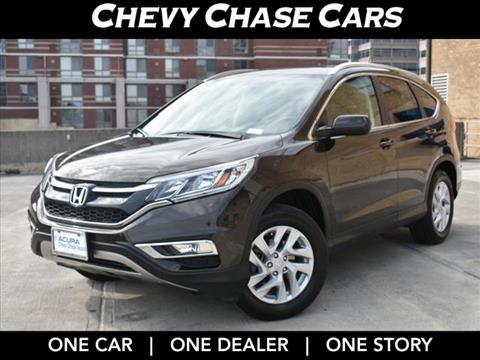 2015 Honda CR-V for sale in Bethesda, MD