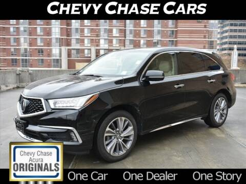2017 Acura MDX for sale in Bethesda, MD