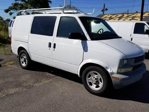 2004 Chevrolet Astro Cargo for sale in Little Ferry, NJ