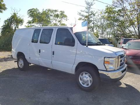 2013 Ford E-Series Cargo for sale in Little Ferry, NJ