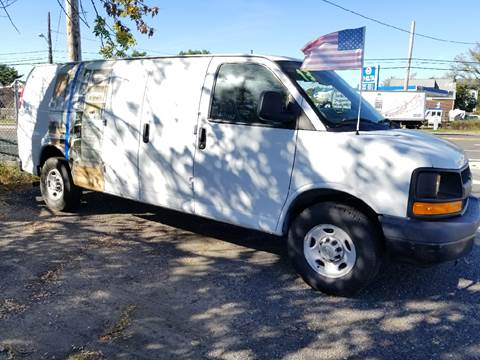 2013 Chevrolet Express Cargo for sale in Little Ferry, NJ