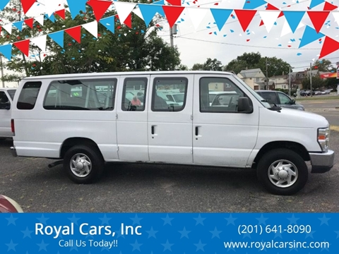 2013 Ford E-Series Wagon for sale in Little Ferry, NJ