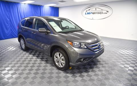 2014 Honda CR-V for sale in Plantation, FL