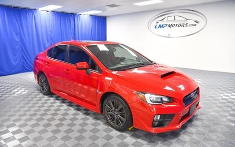 2015 Subaru WRX for sale in Plantation, FL