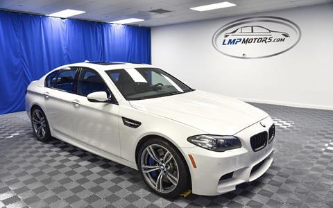2014 BMW M5 for sale in Plantation, FL