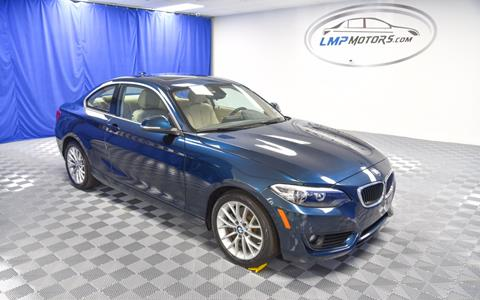 2014 BMW 2 Series for sale in Plantation FL