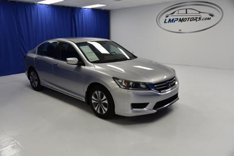 2014 Honda Accord for sale in Plantation, FL
