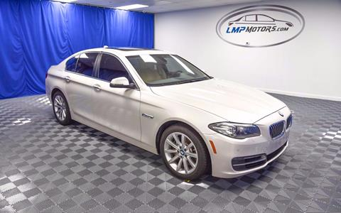 2014 BMW 5 Series for sale in Plantation FL