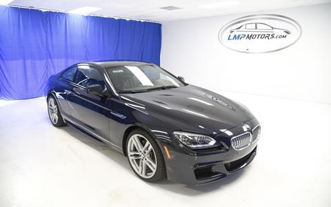 2015 BMW 6 Series for sale in Plantation FL