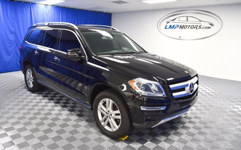 2014 Mercedes-Benz GL-Class for sale in Plantation, FL