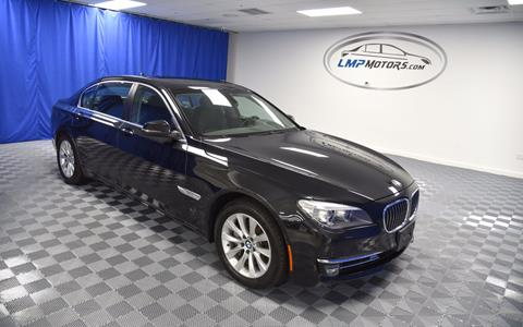 2013 BMW 7 Series for sale in Plantation, FL